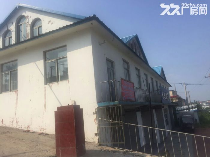 厂房出租:独门独院,国道旁-图(1)