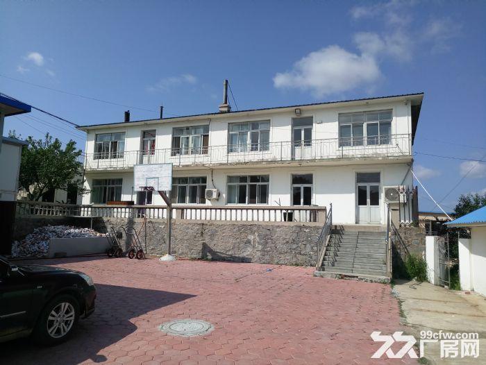 厂房出租:独门独院,国道旁-图(3)