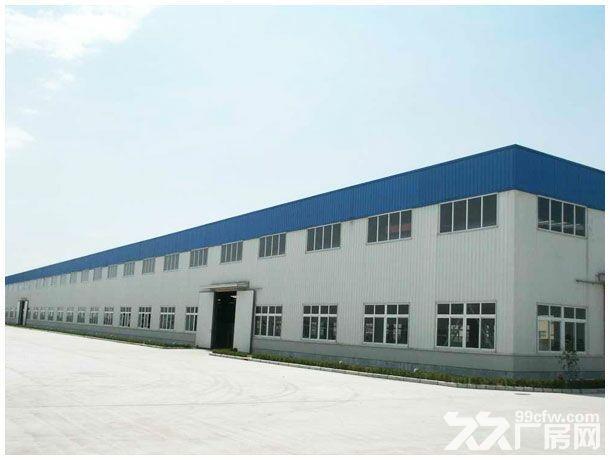 杭州崇贤2300方1−2层厂房出租,证件齐全-图(1)