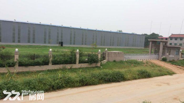 全新钢构厂房优惠出租-图(2)