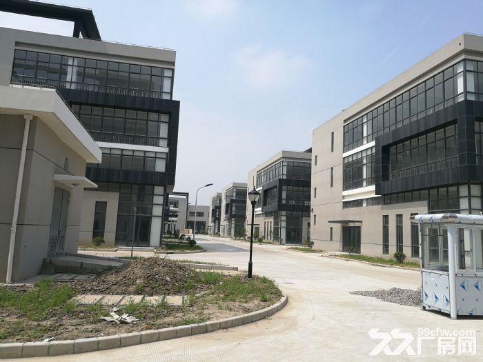 新建独栋多层办工研发基地中外资优质企业福地800起租-图(1)