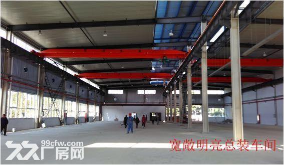 新区梅村3700多平米机械厂房整体出租-图(1)
