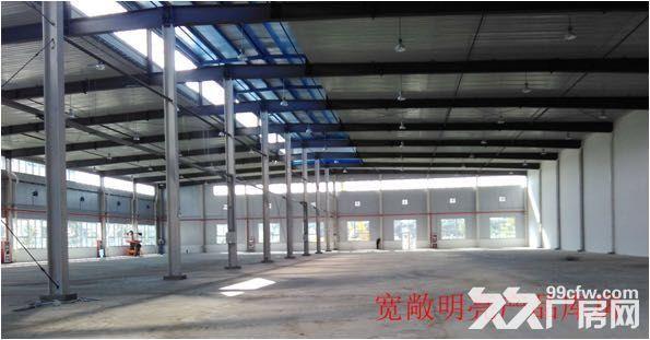 新区梅村3700多平米机械厂房整体出租-图(6)