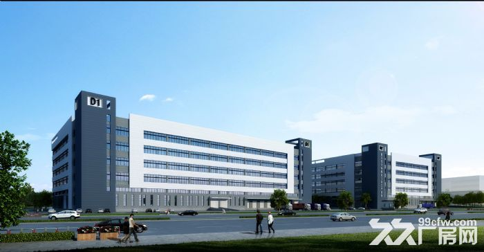 南宁高新区有标准厂房、写字楼出租售(可分割)`-图(2)