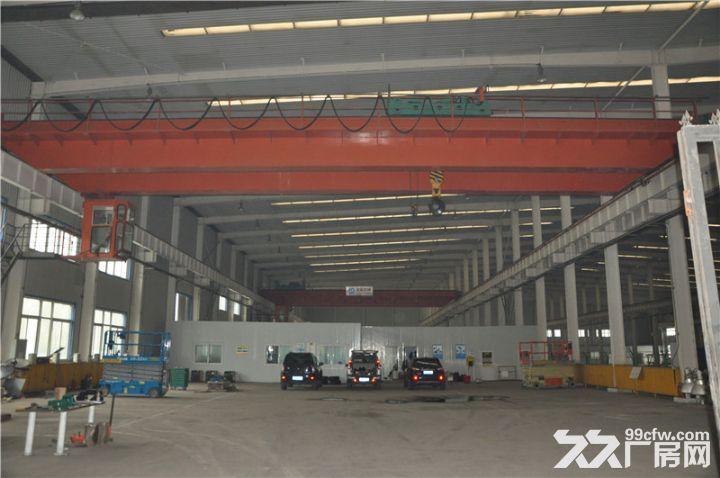 机场边8000平米厂房出租,带4部大天车-图(2)