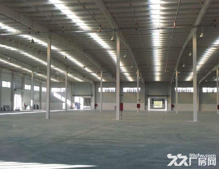天武清电商园多栋3200平米标准平台,高台仓库出租-图(2)