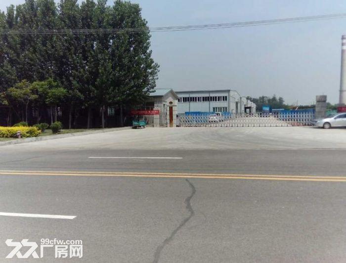 天武清电商园多栋3200平米标准平台,高台仓库出租-图(1)