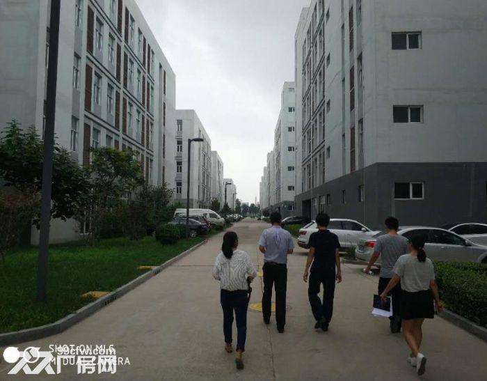天津京津科技谷127774平米企业独栋出租-图(1)