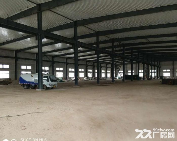 天津京津科技谷6000平米仓库出租-图(2)