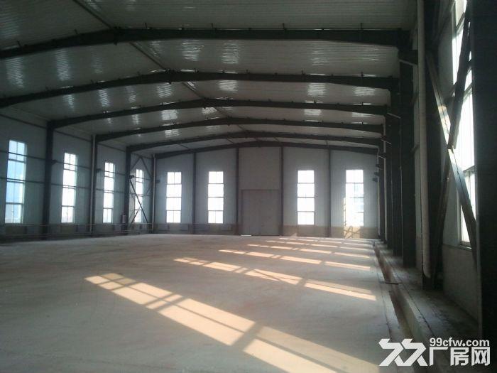 三河正规工业地厂房面积30000平米可分租-图(1)