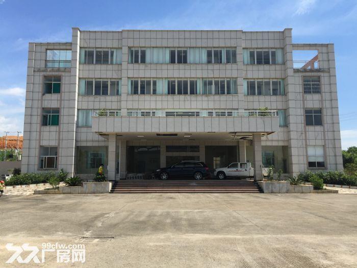 韶关白土工业园厂房出售-图(3)