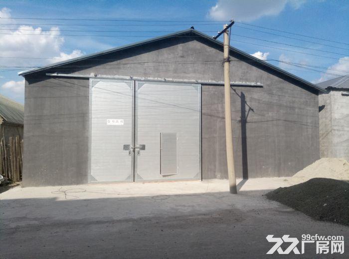 城区3环公滨路绝佳位置700平厂房仓库,上绕城进市区十分方便-图(1)