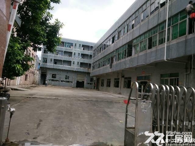 长安镇涌头村独院三层厂房12000平米出租大小可分租-图(2)