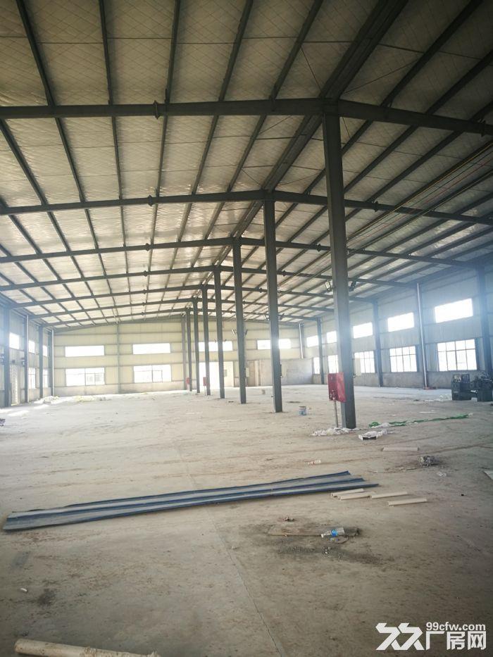 售水阁工业区7000㎡高12米,33亩,适合重工全新厂房-图(1)
