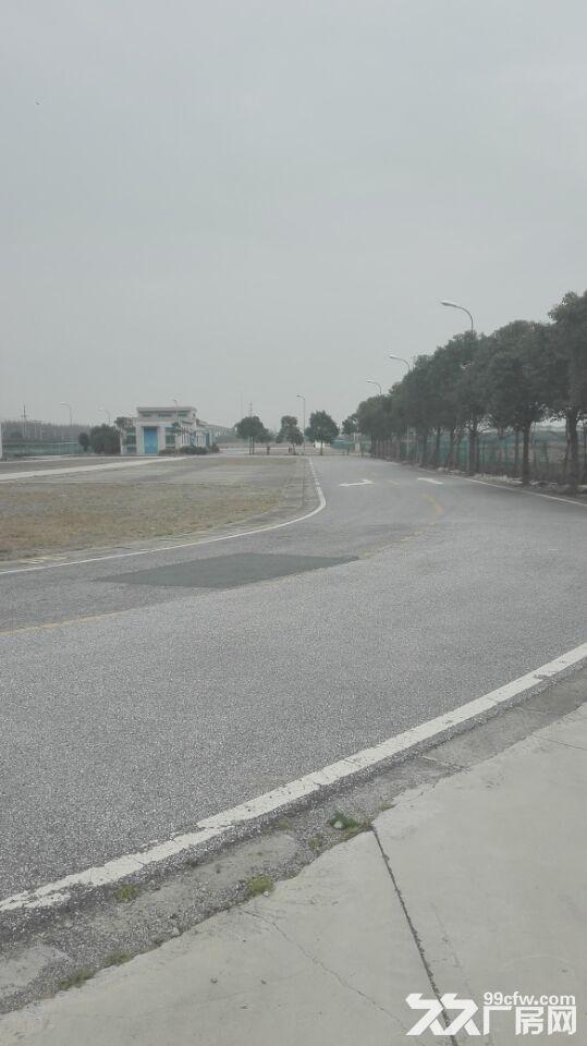 整租南汇芦潮港150亩水泥地各类停车场等-图(2)