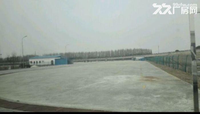 整租南汇芦潮港150亩水泥地各类停车场等-图(3)