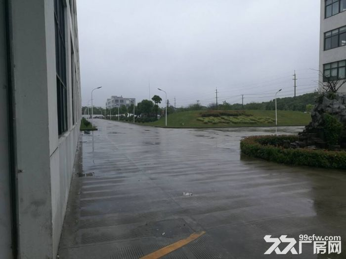 叶榭独门独院单层17500平米带15吨行车-图(1)