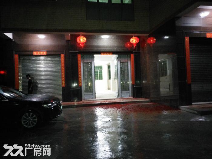 整租/潮南峡山全新5层厂房有货梯/非中介-图(1)