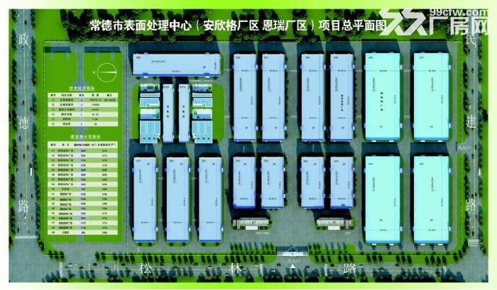 湖南常德表面处理产业园(园区招商)-图(6)