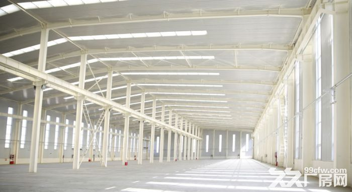 武清京滨工业园20000平米企业厂房直租(紧邻北京)-图(5)