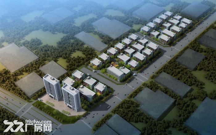 蚌埠龙子湖区1000㎡标准化工业厂房自由分割可租可售-图(1)