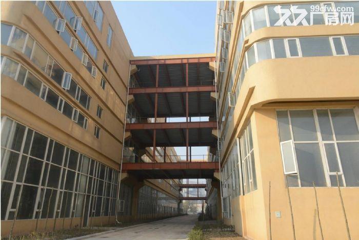 河北怀特集团装备制造产业园区8万平米全新厂房出售出租-图(1)