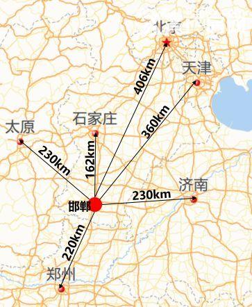 河北唯一一块紧挨机场工业用地出售,升值潜力巨大-图(2)