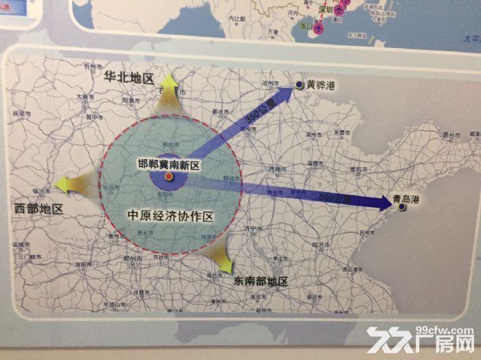 2.邯郸经济开发区20亩−100亩工业用地出售-图(4)