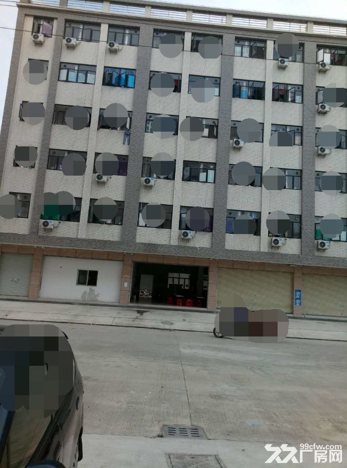 可做喷涂或小污染1000方厂房招租-图(2)