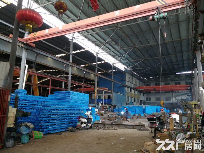 小板桥新源物资交易市场1900㎡厂房转租-图(3)