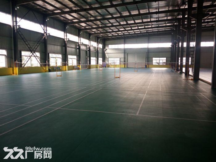 2100平方米厂房出租,高10米,可分租可做羽毛球馆,汽配,仓库-图(1)