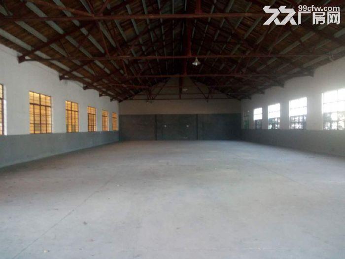 浦江漕河泾底楼2000平机械厂房可环评-图(1)
