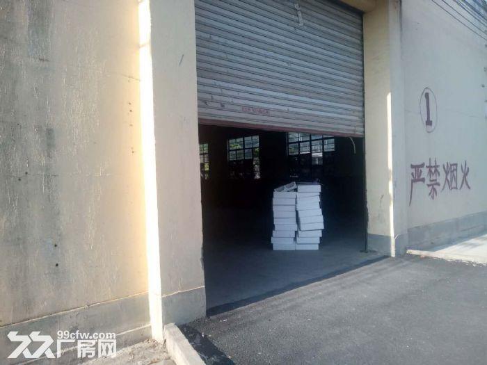 浦江漕河泾底楼2000平机械厂房可环评-图(3)