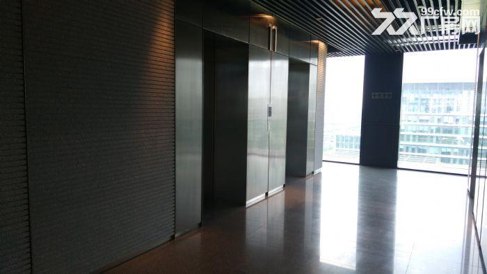 地铁旁高端写字办公300起租还有部分工位以及开放办公空间-图(3)