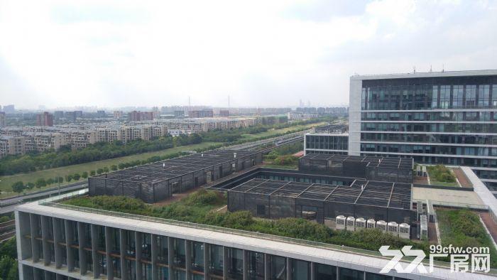 地铁旁高端写字办公300起租还有部分工位以及开放办公空间-图(4)