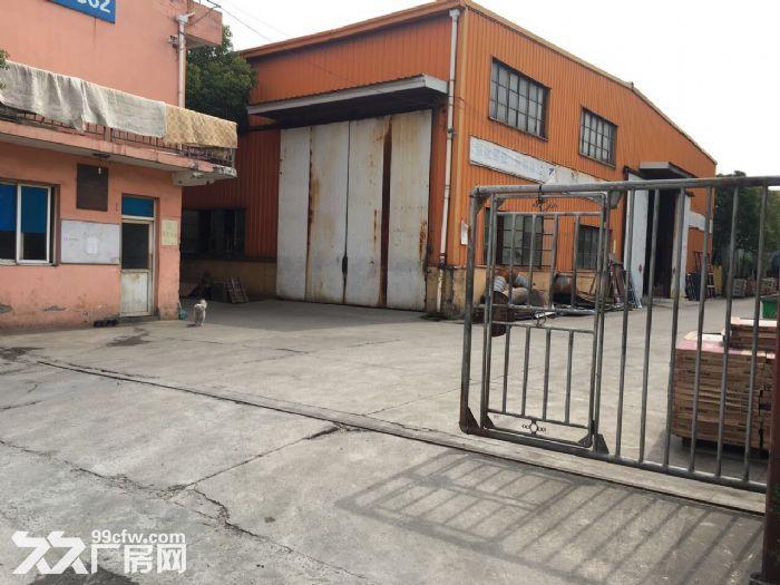 华新华益村3500平方单层厂房仓库出租,面积可分割,有产证,水电齐全-图(2)