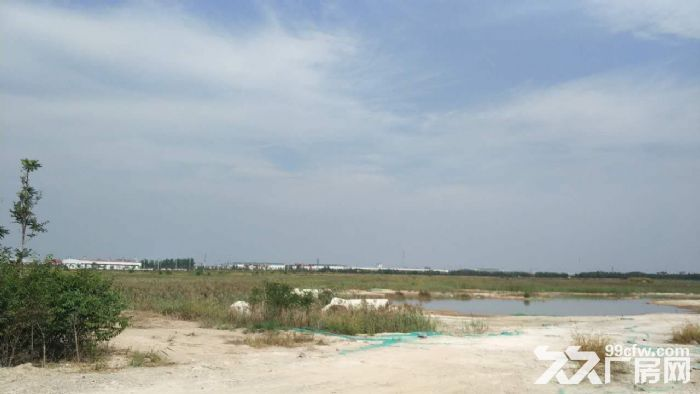 天津市西青区赛达产业园土地出售-图(1)