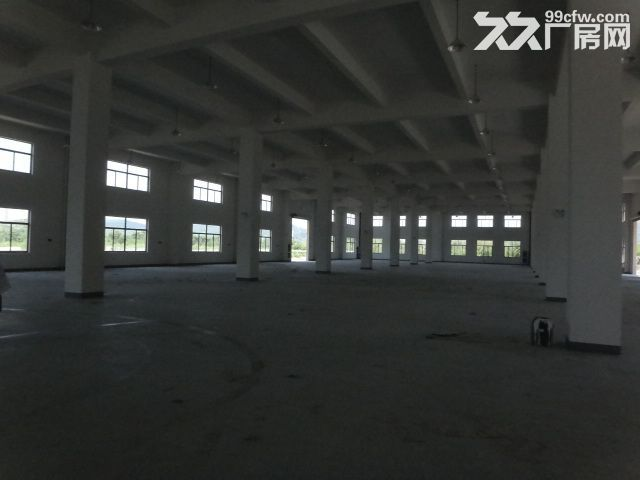 火炬大道边1楼1000方厂房7米大车进出方便-图(2)