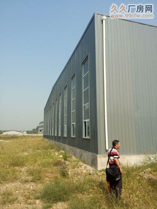 葫芦岛打渔山6700平米钢构厂房出租出售-图(6)