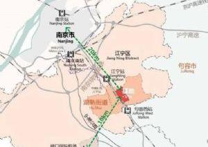 南京江宁湖熟500亩工业用地出售