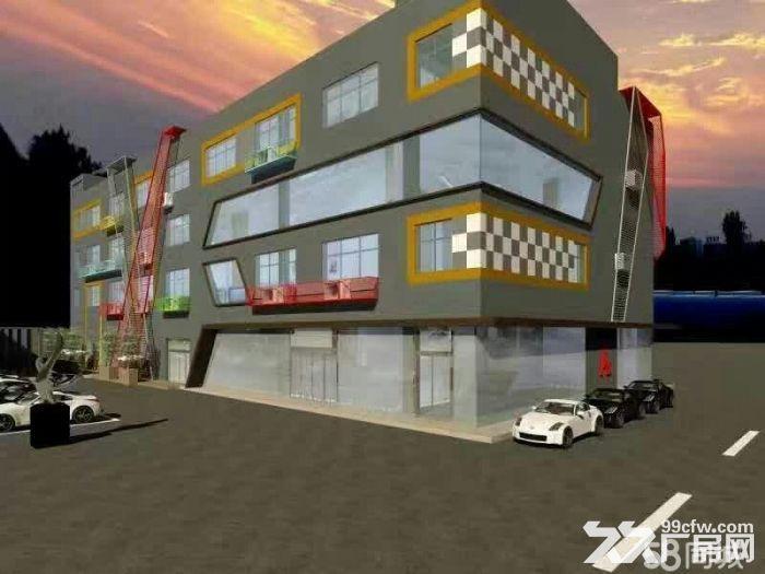 创意园厂房、仓库、写字楼出租、可整栋或分租-图(2)