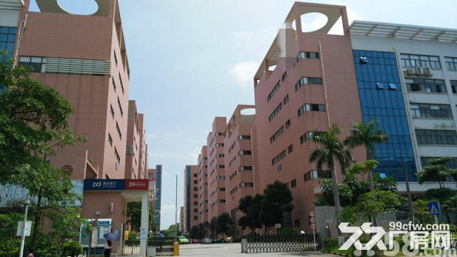 科技园形象、标准厂房出租、面积可分租-图(2)