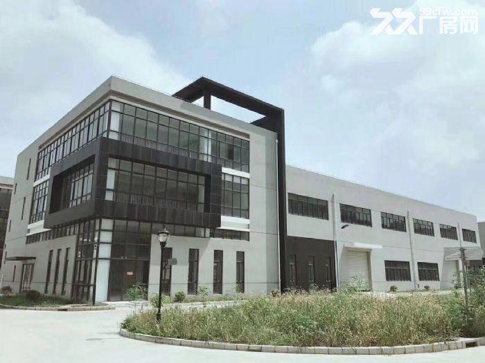 松江104地块,全新厂房,食宿齐全,单层10m高厂房-图(1)