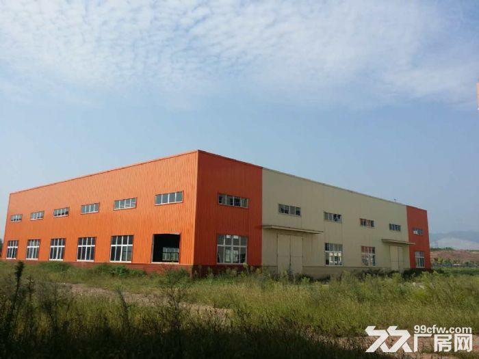 东宝工业园10000平面厂房办公楼整体转让-图(2)