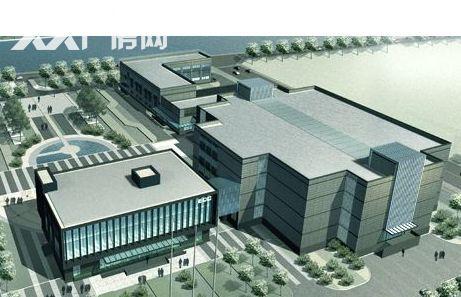 上海松江区可定制数据中心,有批文,配电充足(定制销售)-图(1)