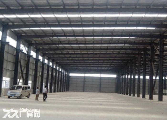 小站8000平米天车厂房,办公食宿一体-图(1)