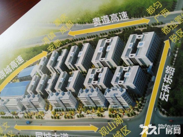 白云电商产业园还剩1栋框架厂房5122平米出租-图(6)
