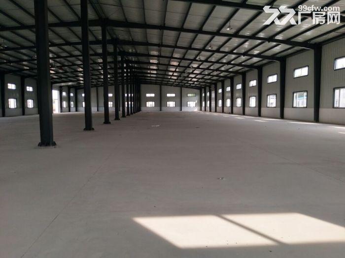 浑南区附近新建厂房3000平办公400平出租。厂房彩钢结构,举架8米,动力-图(4)