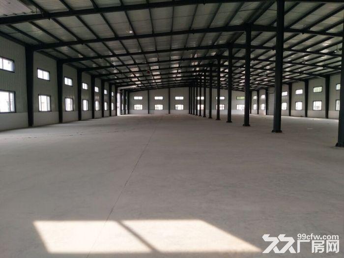 浑南区附近新建厂房3000平办公400平出租。厂房彩钢结构,举架8米,动力-图(3)