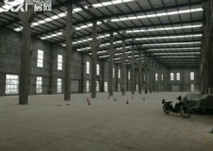 郑州市上街区挑高13米单层独栋厂房出售,可装行车,有五证和房产证